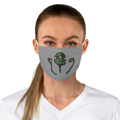 """Hungry"" Fabric Face Mask"