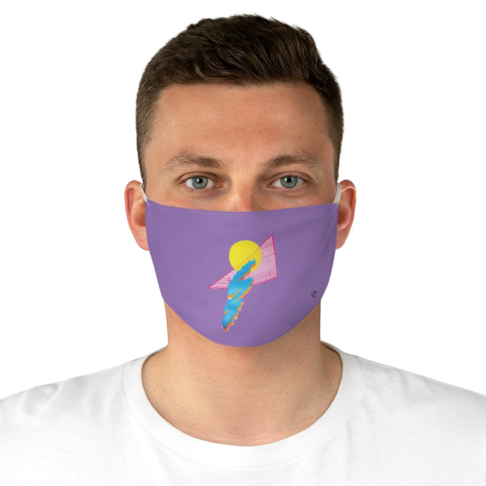 """Shapes"" Fabric Face Mask"