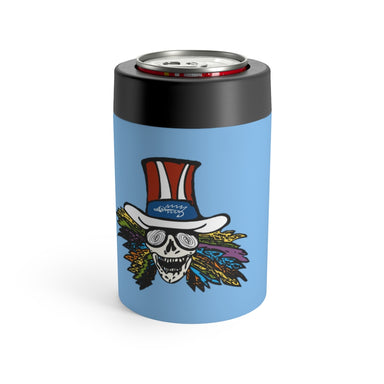 """Grateful Skull"" Can Holder - College Collections Art"