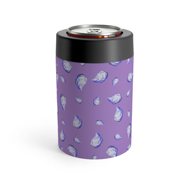 """Oysterfest"" Purple Can Holder - College Collections Art"