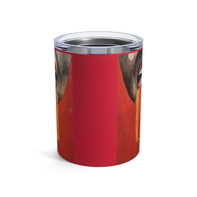 """Vermillion"" Tumbler 10oz"