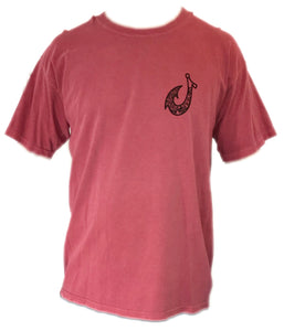 Red Salmon Short-Sleeve T-Shirt