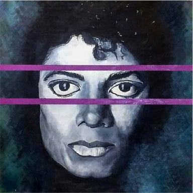 """Michael Jackson"" Original Painting - College Collections Art"
