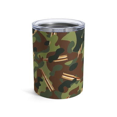 """CAMMO"" Tumbler 10oz - College Collections Art"