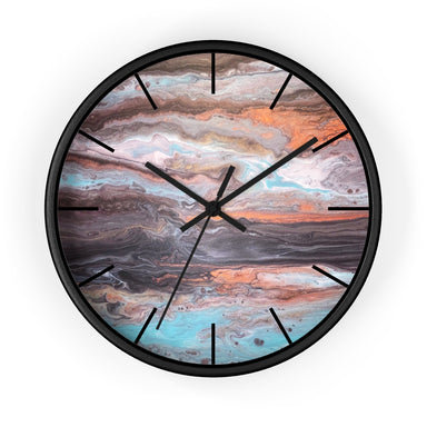 """Royal Blood"" Wall clock - College Collections Art"