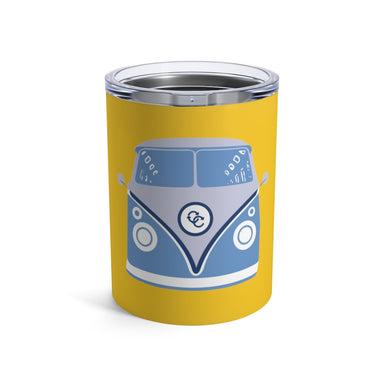 """70's Van"" Tumbler 10oz - College Collections Art"