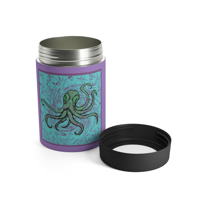 """Octopus"" Can Holder - College Collections Art"