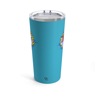 """Shut Up"" Tumbler 20oz - College Collections Art"