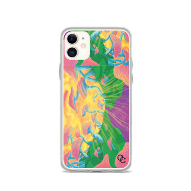 """Mushroom Mania"" Phone Case - College Collections Art"