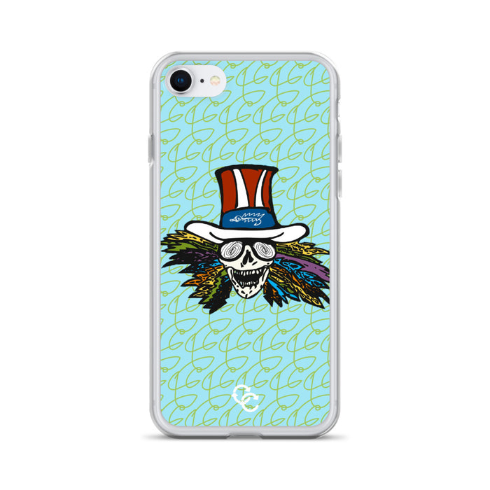 """Grateful"" iPhone Case - College Collections Art"
