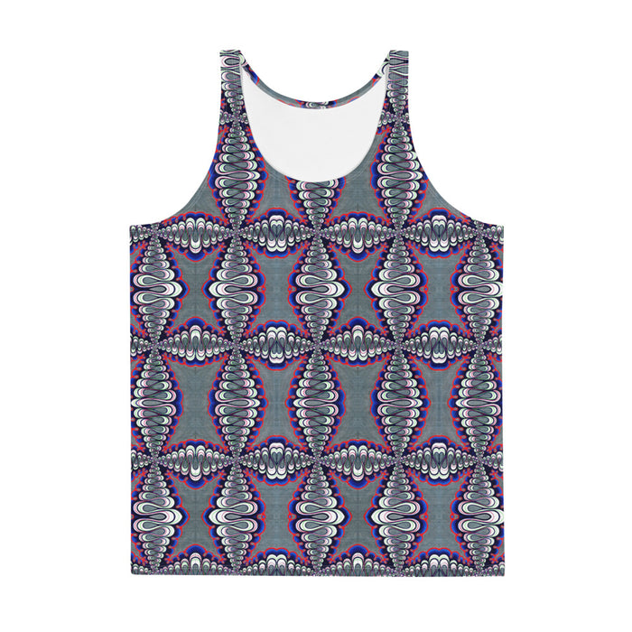 Unisex Tank Top - College Collections Art