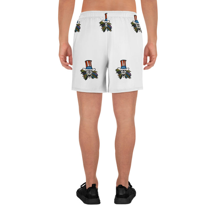Psycho Sam Shorts - College Collections Art