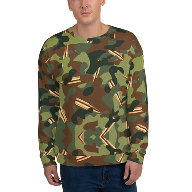 """CAMMO"" Unisex Sweatshirt - College Collections Art"