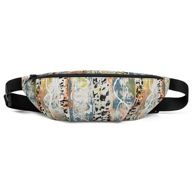 """Untitled DNA"" Fanny Pack - College Collections Art"