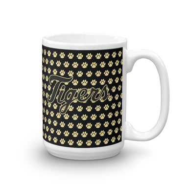 Super Tiger Mug - College Collections Art