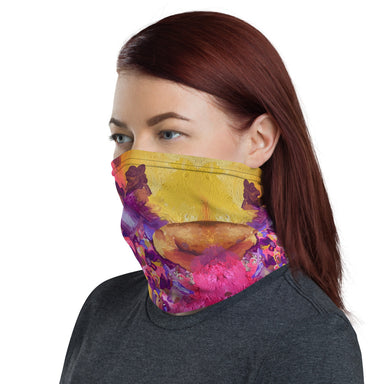 """I am Not Ashamed to Love"" Neck Gaiter - College Collections Art"