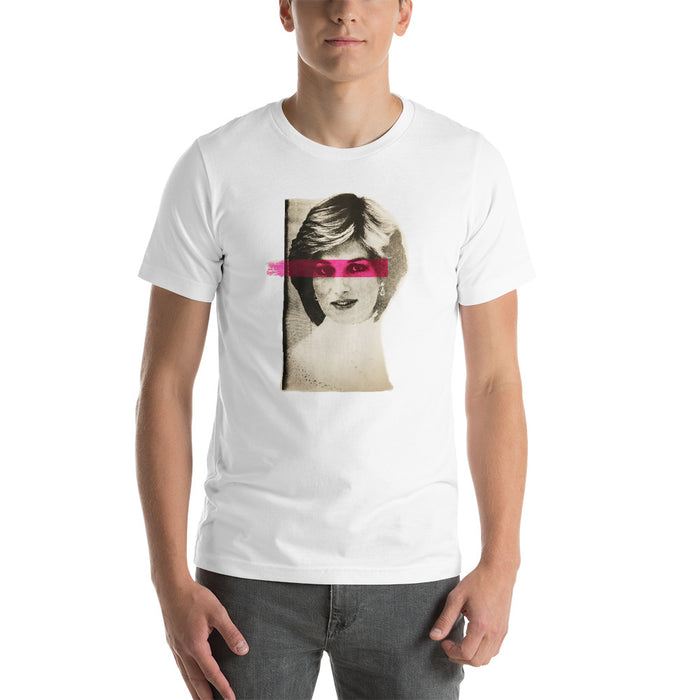 """Princess"" Short-Sleeve Unisex T-Shirt - College Collections Art"