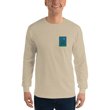 """Hike"" Men's Long Sleeve Shirt"