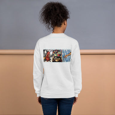 The Anxious Series Crewneck - College Collections Art