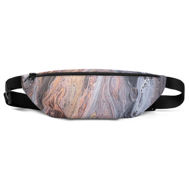"""Silk River  (2/3)"" Fanny Pack - College Collections Art"