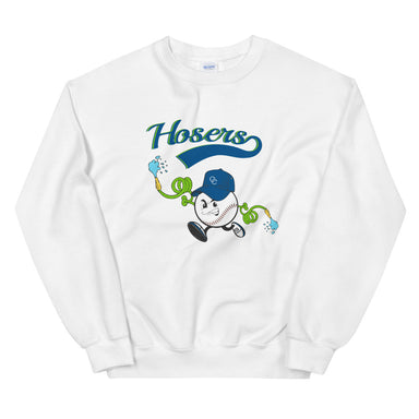 """Hoser Nation"" Crewneck Sweatshirt - College Collections Art"