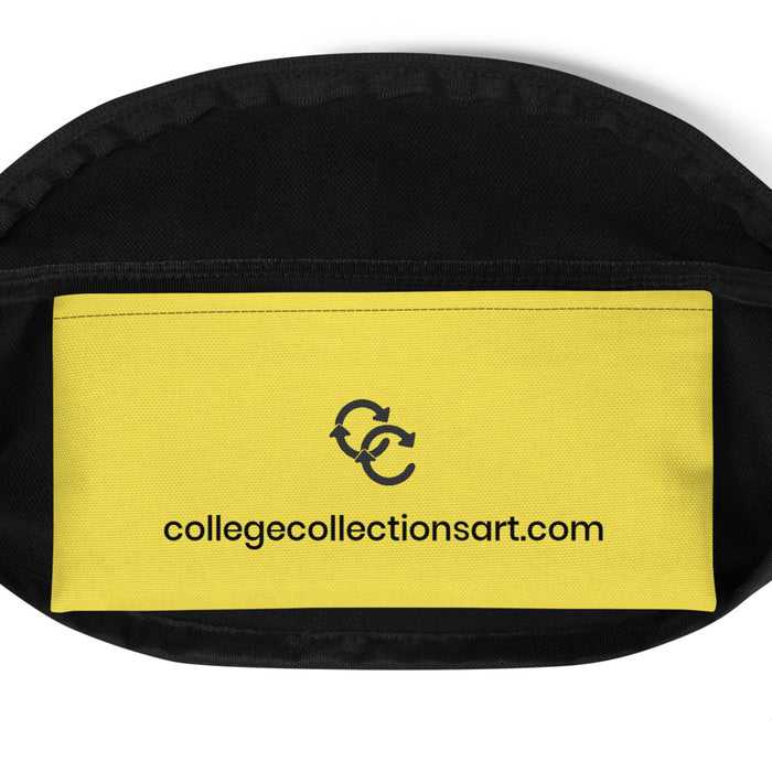 """Mentalism"" Fanny Pack - College Collections Art"