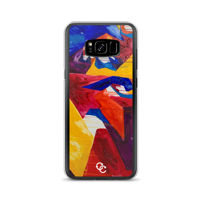 """Bouchard Abstract"" Phone Case - College Collections Art"