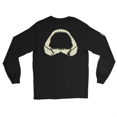 """Jaws"" Long Sleeve - College Collections Art"