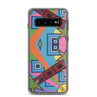 """New Wave"" Phone Case - College Collections Art"