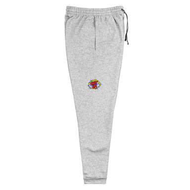 """Shut Up"" Unisex Joggers - College Collections Art"