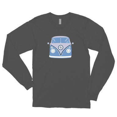 """70's Van"" Long sleeve t-shirt"