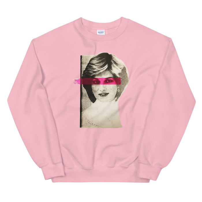 """Princess"" Unisex Sweatshirt - College Collections Art"