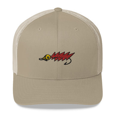 """Fly"" Trucker Cap - College Collections Art"