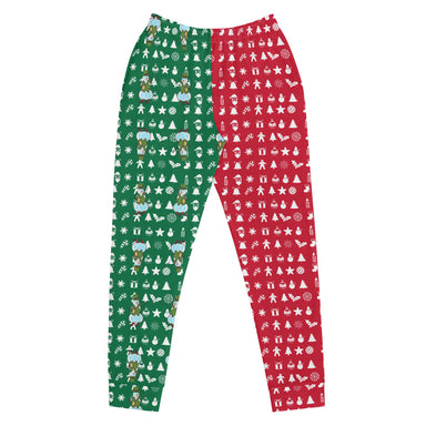Holiday Women's Joggers - College Collections Art