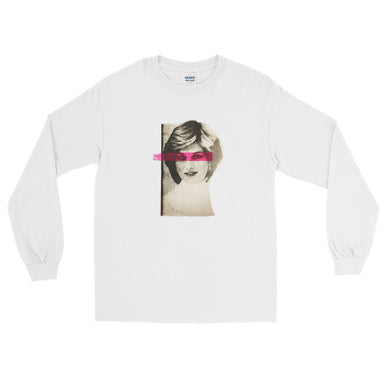 """Princess"" Men's Long Sleeve Shirt - College Collections Art"