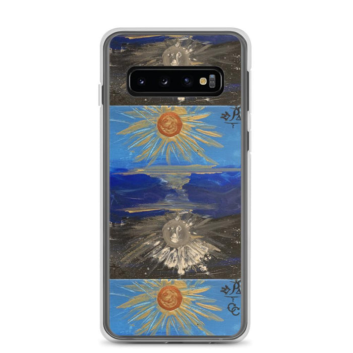 """Day & Night"" Phone Case - College Collections Art"