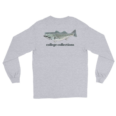 """Bass"" Long Sleeve - College Collections Art"