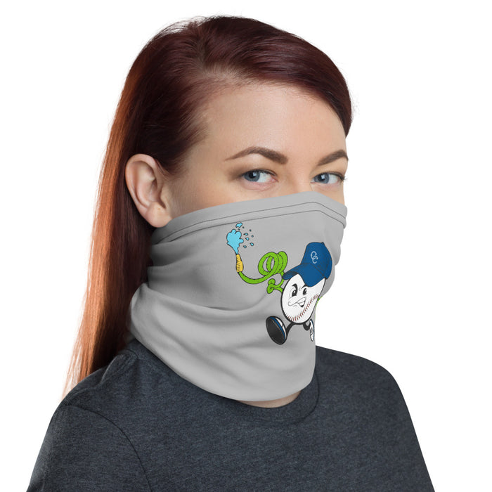"""Hoser Nation"" Neck Gaiter - College Collections Art"