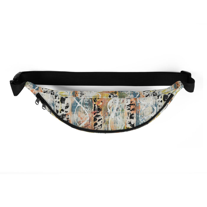 """Untitled"" Fanny Pack - College Collections Art"