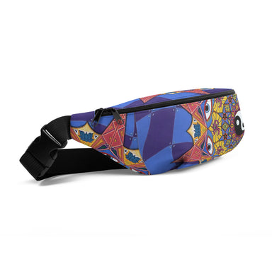 """Polarity"" Fanny Pack - College Collections Art"