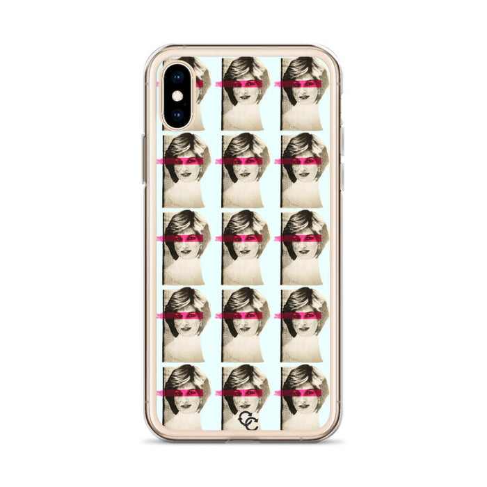 """Princess"" Phone Case - College Collections Art"