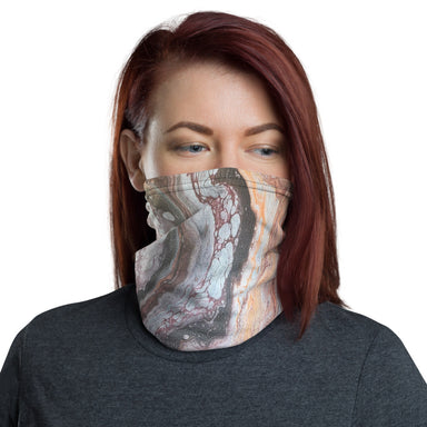"""The Finer Things"" Neck Gaiter - College Collections Art"