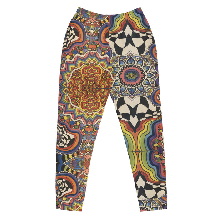 """Zenfuldelic"" Joggers - College Collections Art"