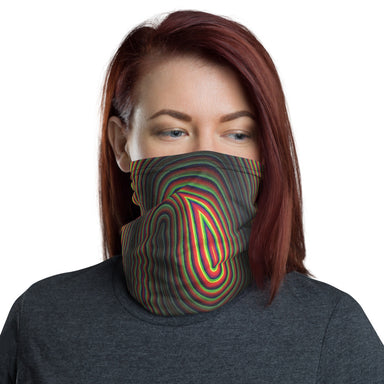 """Individuality"" Neck Gaiter - College Collections Art"