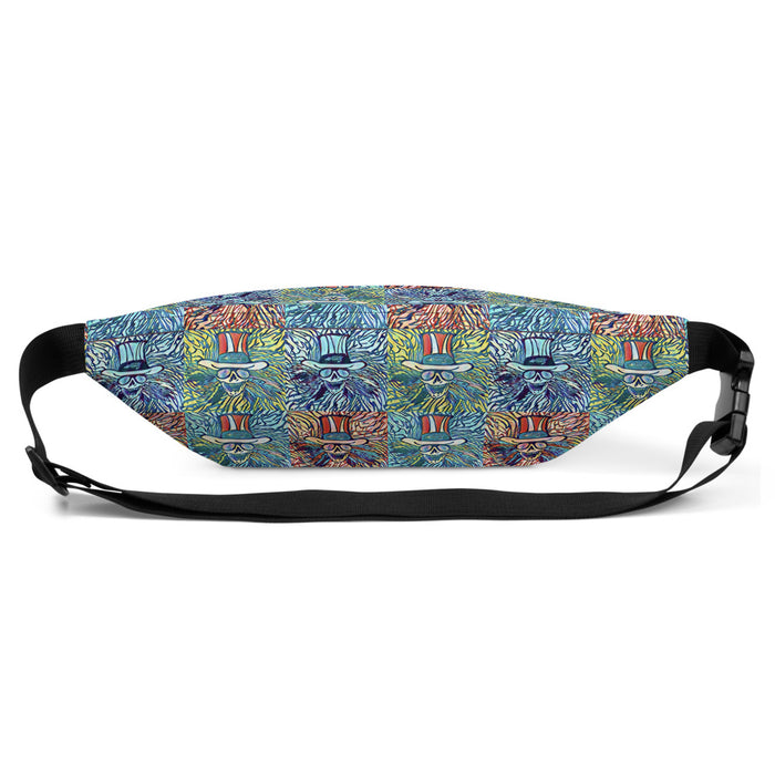 """Grateful Pop"" Fanny Pack - College Collections Art"
