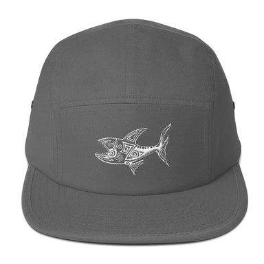 """The Shark"" 5 Panel Hat"