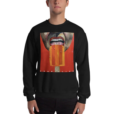 Vermillion Crewneck - College Collections Art