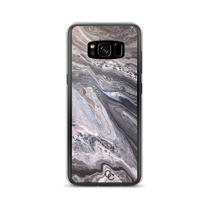 """A Rocky Road"" Phone Case - College Collections Art"