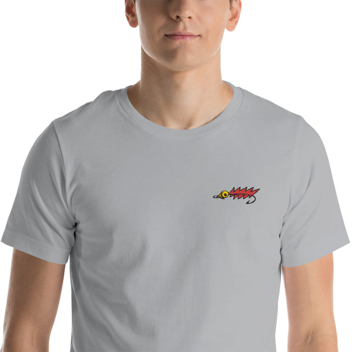 Fishing Lure Tee - College Collections Art
