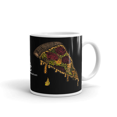 """APizza Me"" Mug - College Collections Art"